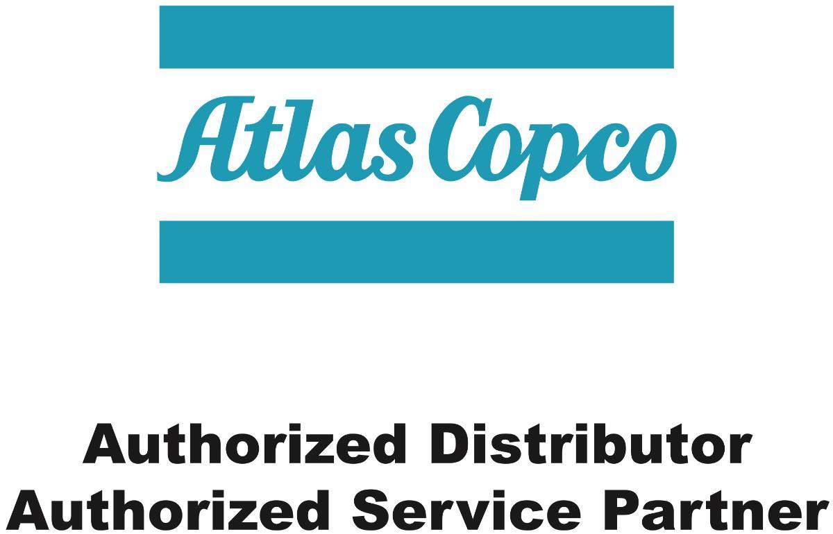 Atlas Copco verkooppunt