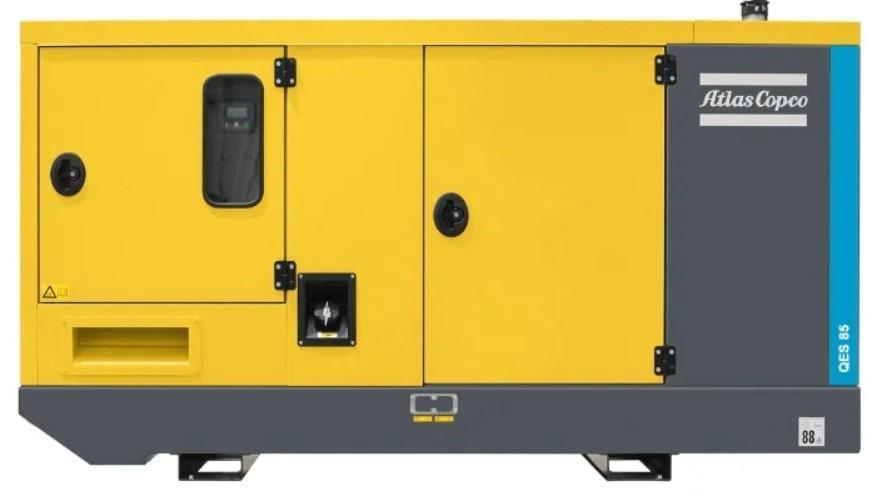 Stroomgenerator 85 kVA