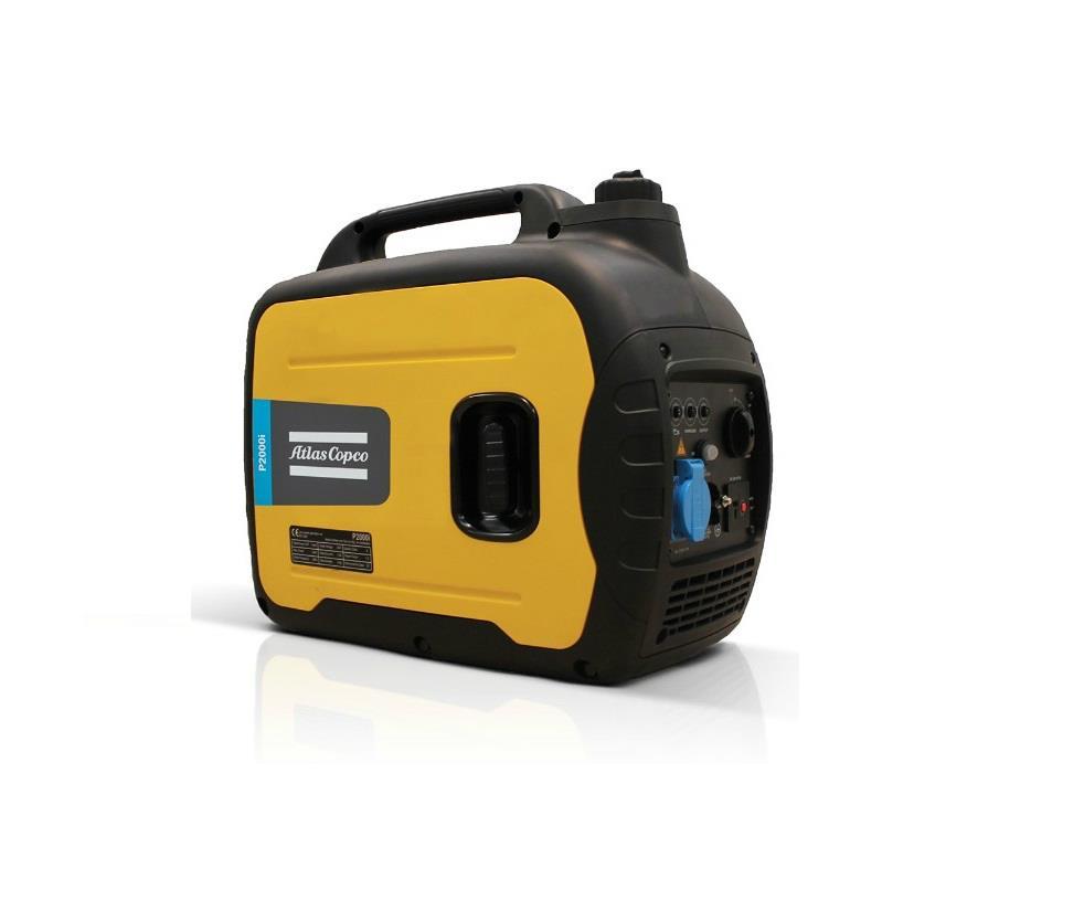 Stroomgenerator iP-serie mobiel 'plug&play' 3 kVA