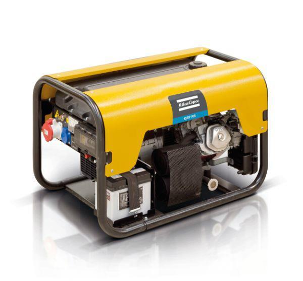 Stroomgenerator Robuust 8.8 kVA