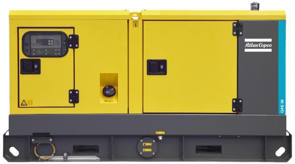 Stroomgenerator 30 kVA
